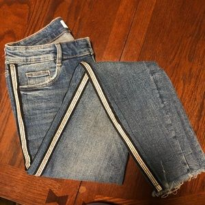 Zara Trafaluc denim collection jeans